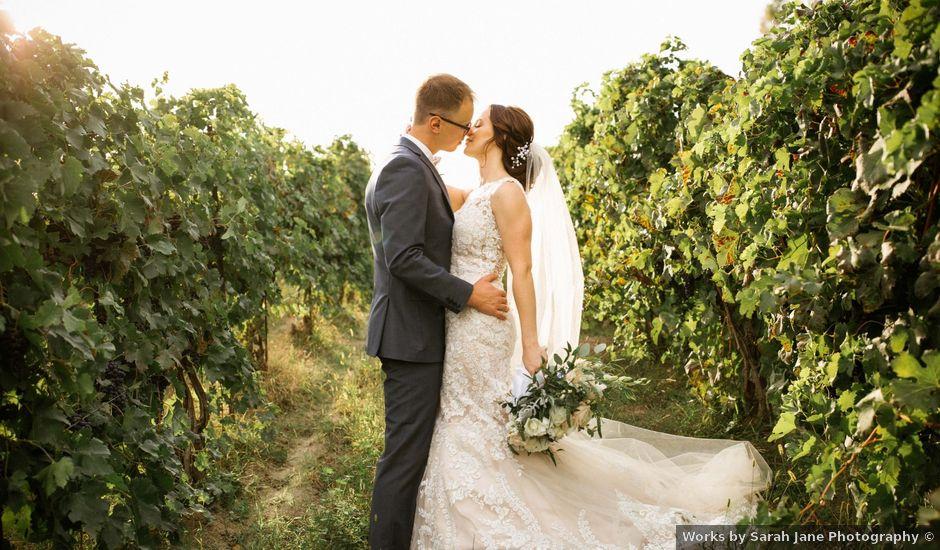 Tanner and Alyssa's Wedding in Seattle, Washington