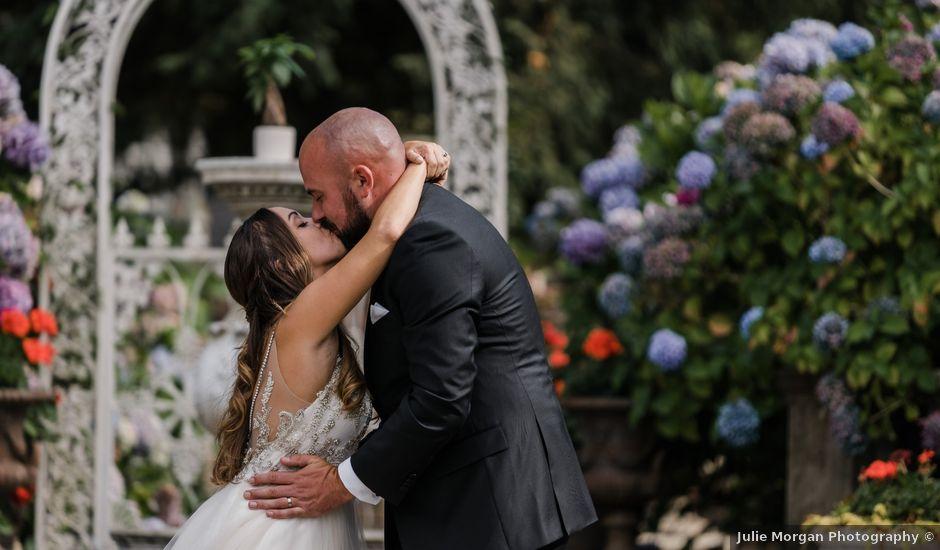 Nick and Larissa's Wedding in Lakewood, Washington