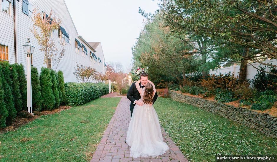 Brandon and Jessica's Wedding in Leola, Pennsylvania