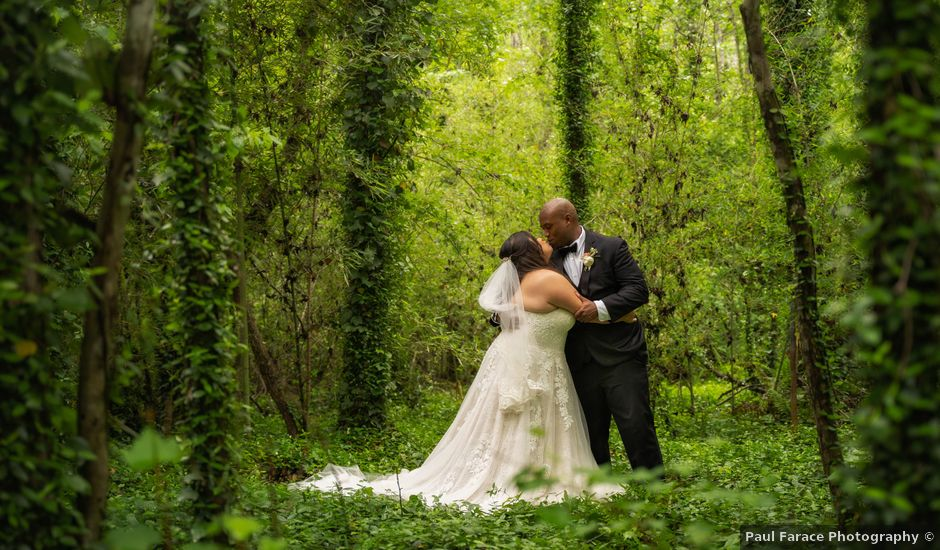 Chris and Wendy's Wedding in Glen Saint Mary, Florida