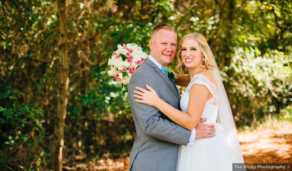 Carolyn and Aaron's Wedding in Fort Mill, South Carolina