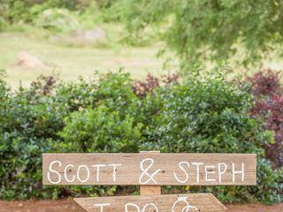 The wedding of Scott and Stephanie 2