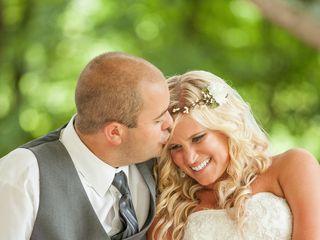 The wedding of Scott and Stephanie