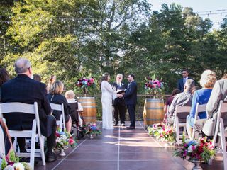 Cesar and Kimberly's Wedding in Soquel, California 3