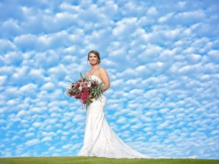 The wedding of James and Stephanie 1
