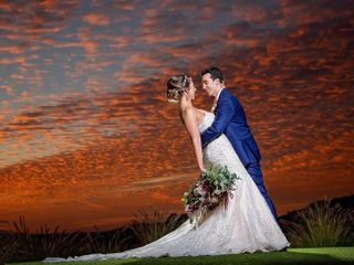 The wedding of James and Stephanie 2
