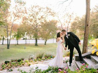 The wedding of Trevor and Madi