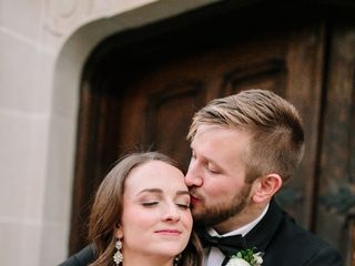 The wedding of Trevor and Madi 1