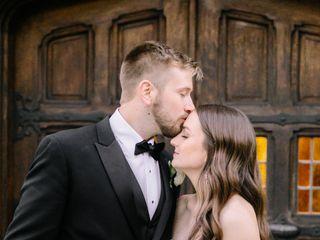 The wedding of Trevor and Madi 2