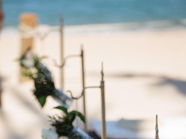Lauren and Scott's wedding in Mexico 11