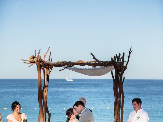 Lauren and Scott's wedding in Mexico 18