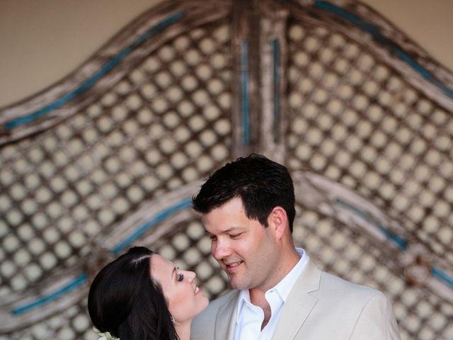 Lauren and Scott's wedding in Mexico 21
