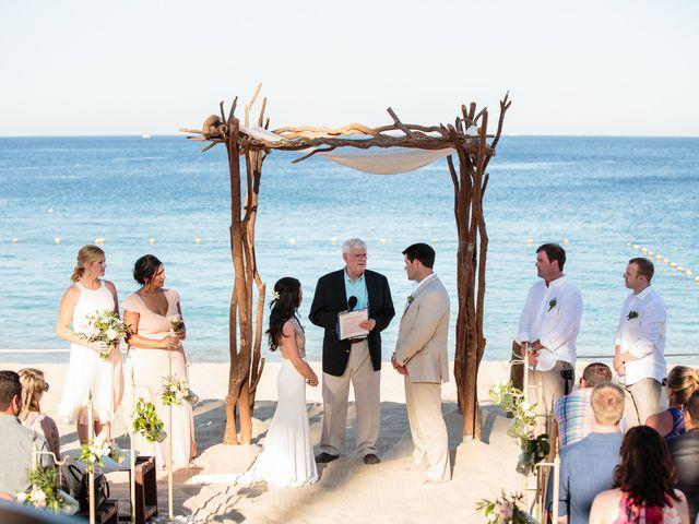 Lauren and Scott's wedding in Mexico 16