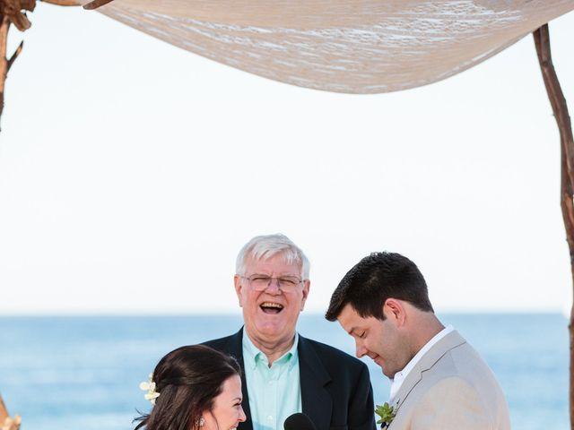 Lauren and Scott's wedding in Mexico 17