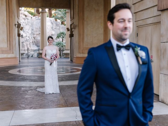Bobby and Kelly's Wedding in Las Vegas, Nevada 14