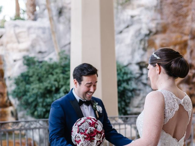 Bobby and Kelly's Wedding in Las Vegas, Nevada 20