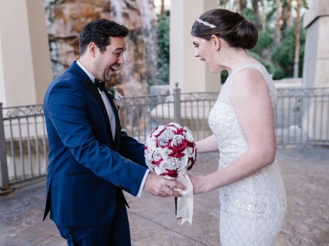 Bobby and Kelly's Wedding in Las Vegas, Nevada 23