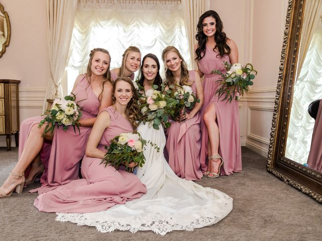 Dawei and Cate's Wedding in Highlands Ranch , Colorado 6