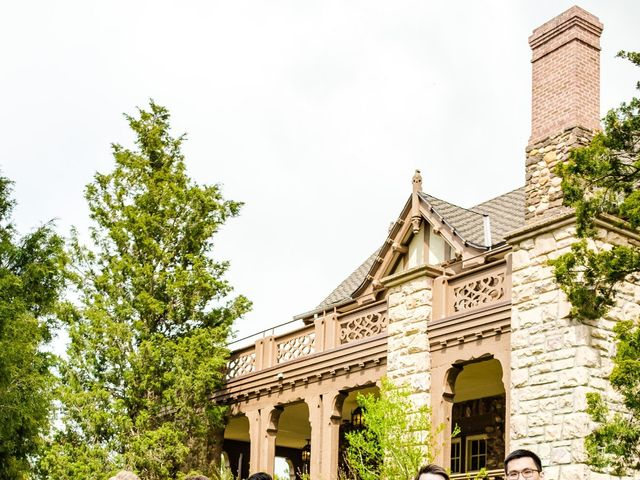 Dawei and Cate's Wedding in Highlands Ranch , Colorado 8