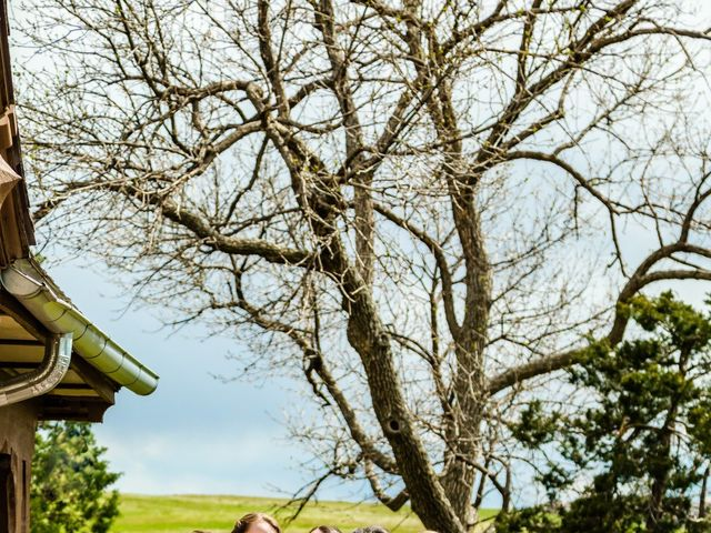 Dawei and Cate's Wedding in Highlands Ranch , Colorado 9