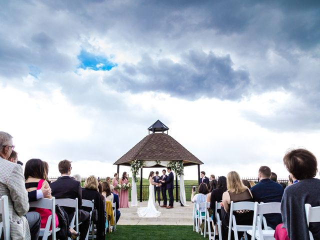 Dawei and Cate's Wedding in Highlands Ranch , Colorado 17