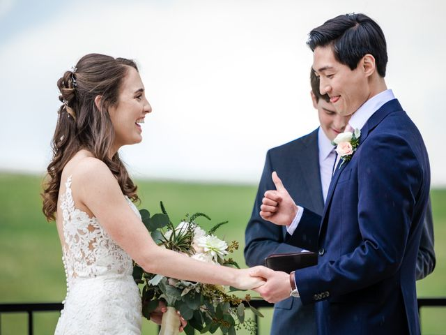 Dawei and Cate's Wedding in Highlands Ranch , Colorado 20