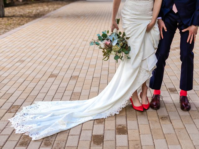 Dawei and Cate's Wedding in Highlands Ranch , Colorado 28