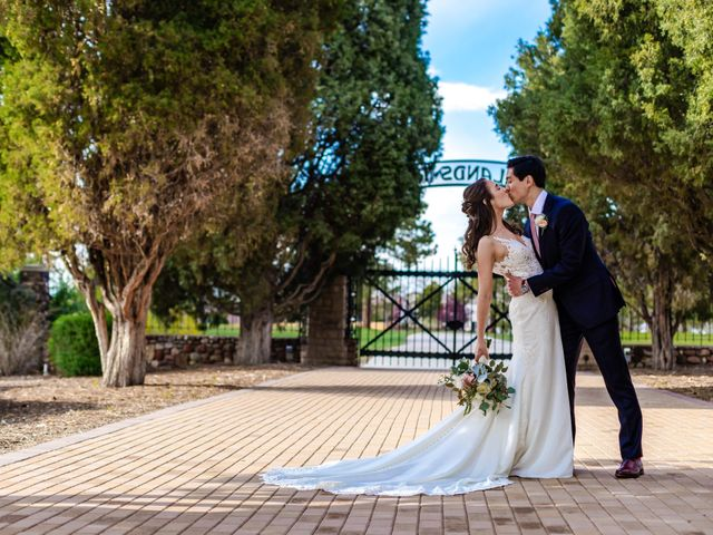 Dawei and Cate's Wedding in Highlands Ranch , Colorado 29