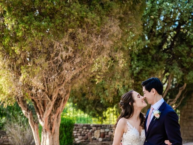 Dawei and Cate's Wedding in Highlands Ranch , Colorado 30