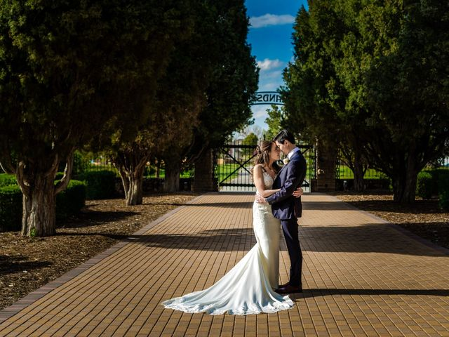 Dawei and Cate's Wedding in Highlands Ranch , Colorado 31