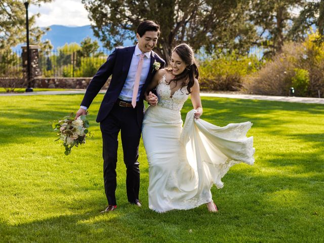 Dawei and Cate's Wedding in Highlands Ranch , Colorado 33