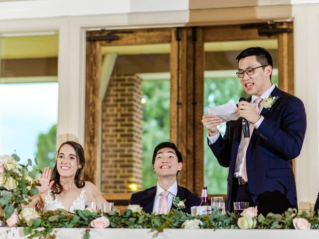 Dawei and Cate's Wedding in Highlands Ranch , Colorado 42