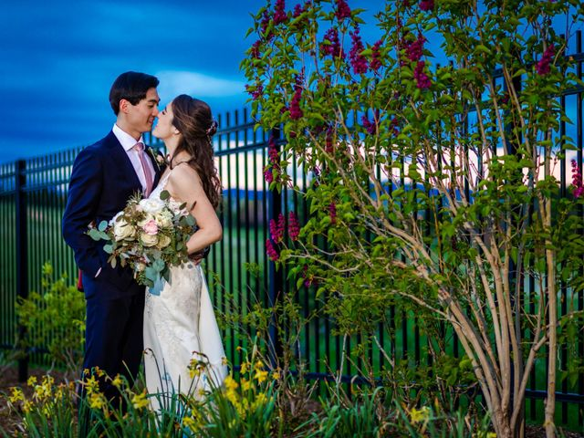 Dawei and Cate's Wedding in Highlands Ranch , Colorado 44