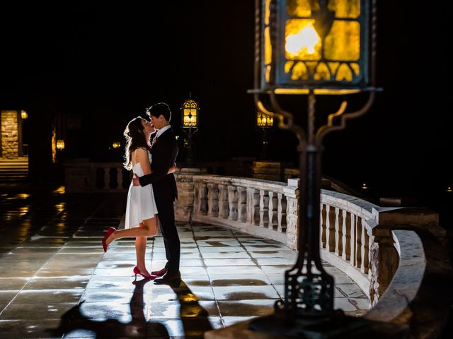 Dawei and Cate's Wedding in Highlands Ranch , Colorado 48