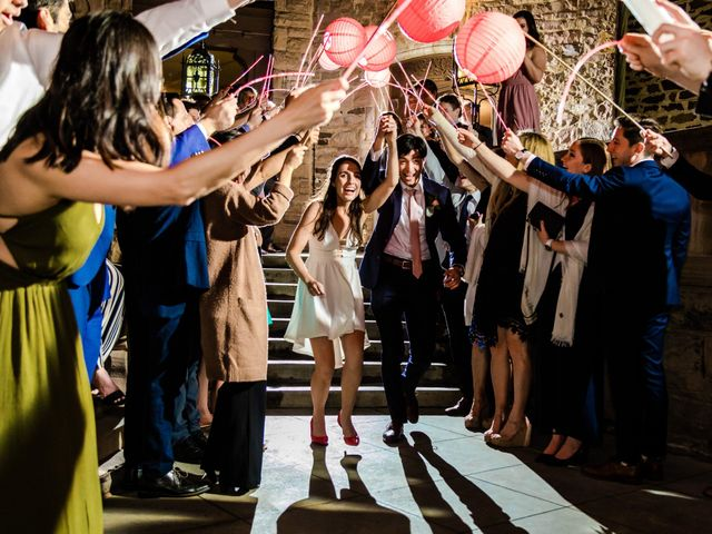 Dawei and Cate's Wedding in Highlands Ranch , Colorado 49