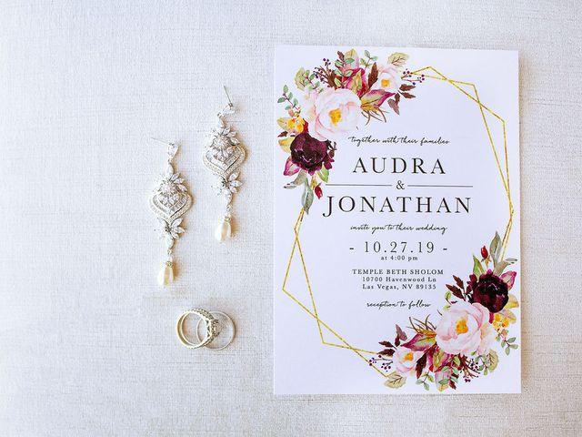 Jonathan and Audra's Wedding in Las Vegas, Nevada 10