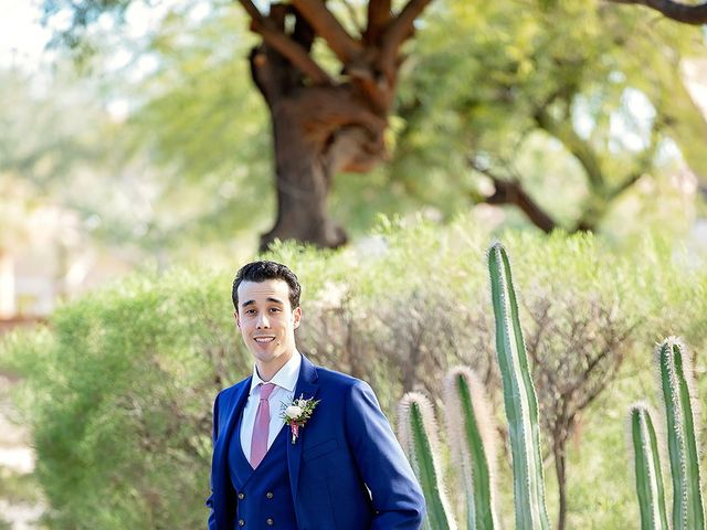Stephanie and James's Wedding in Gold Canyon, Arizona 16