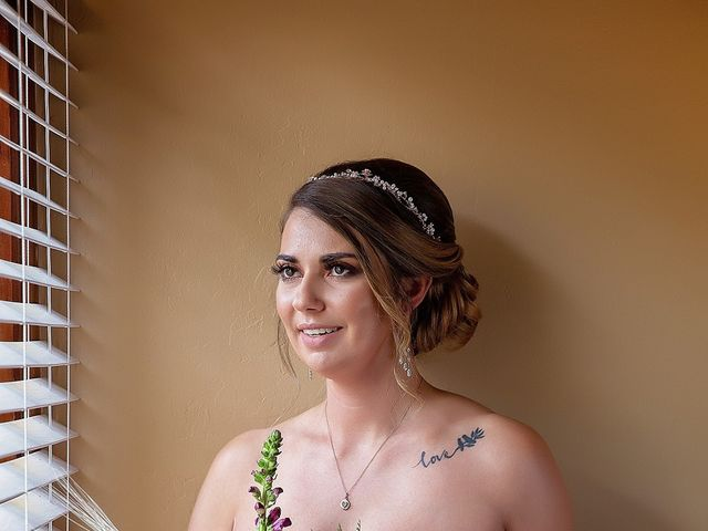 Stephanie and James's Wedding in Gold Canyon, Arizona 17