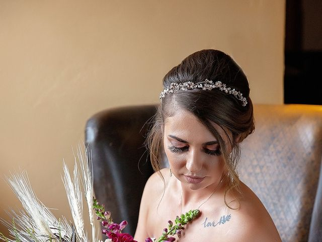 Stephanie and James's Wedding in Gold Canyon, Arizona 21
