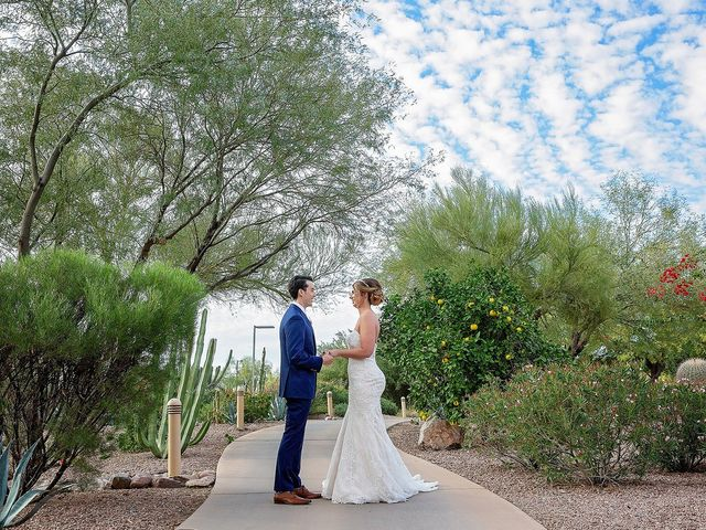 Stephanie and James's Wedding in Gold Canyon, Arizona 24