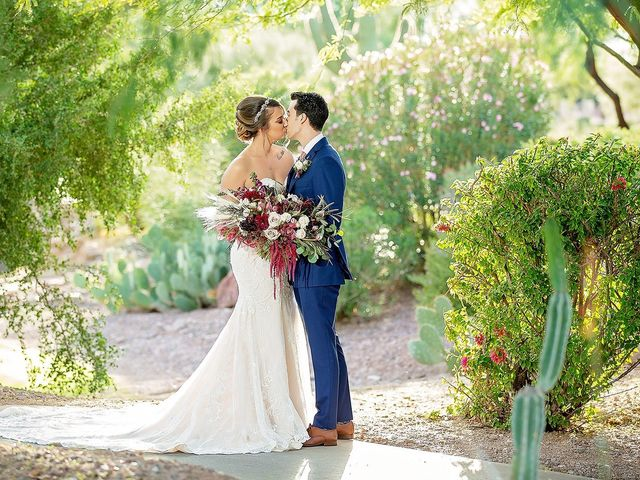 Stephanie and James's Wedding in Gold Canyon, Arizona 35