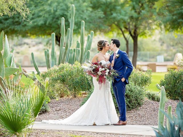 Stephanie and James's Wedding in Gold Canyon, Arizona 37