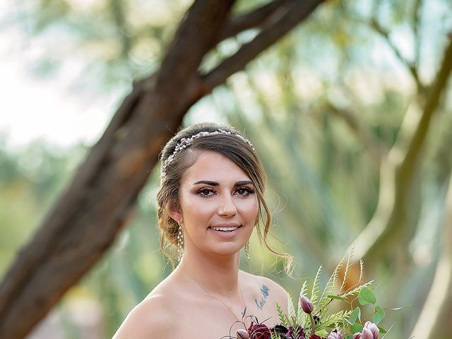 Stephanie and James's Wedding in Gold Canyon, Arizona 38