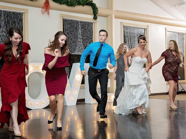 Stephanie and James's Wedding in Gold Canyon, Arizona 43