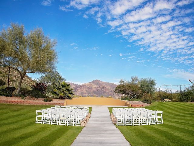Stephanie and James's Wedding in Gold Canyon, Arizona 54
