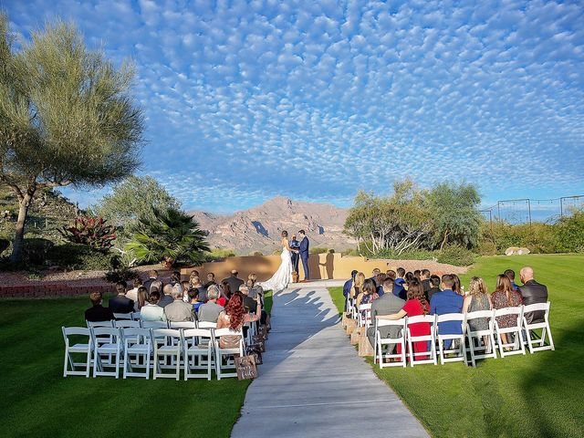 Stephanie and James's Wedding in Gold Canyon, Arizona 72