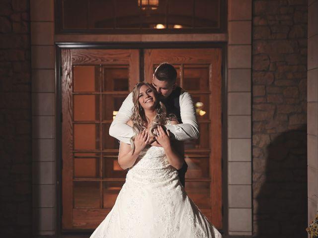 Tanner and Kelsey's Wedding in Kenosha, Wisconsin 7