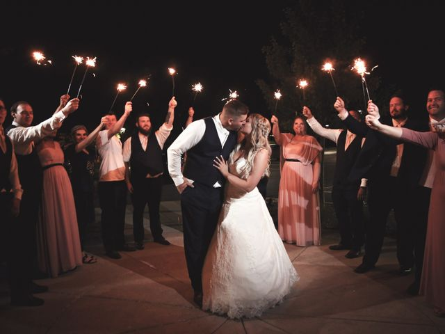Tanner and Kelsey's Wedding in Kenosha, Wisconsin 9