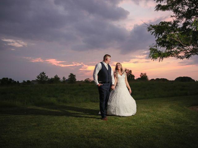 Tanner and Kelsey's Wedding in Kenosha, Wisconsin 16