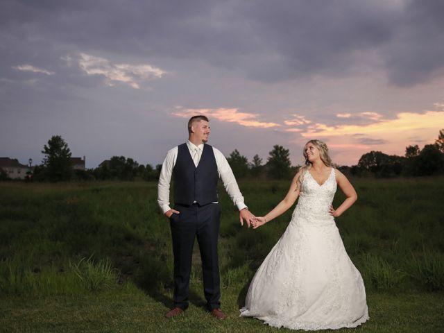 Tanner and Kelsey's Wedding in Kenosha, Wisconsin 17